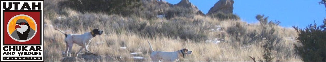 Utah Chukar & Wildlife Foundation